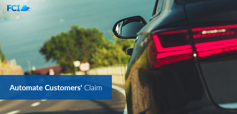 Automate your customers' claim process – Win your Customers' trust