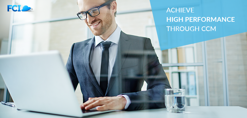 Achieve high performance through Customer Communication Management (CCM) consulting services