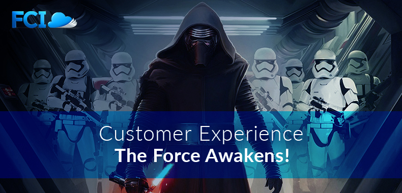 4 Ingenious Forces Awakening Customer Experience [Infographic]