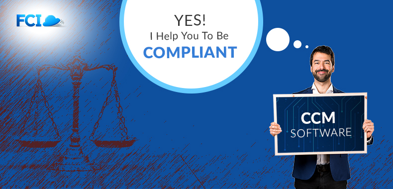 Does Your CCM Software sit under a Compliance Technology?