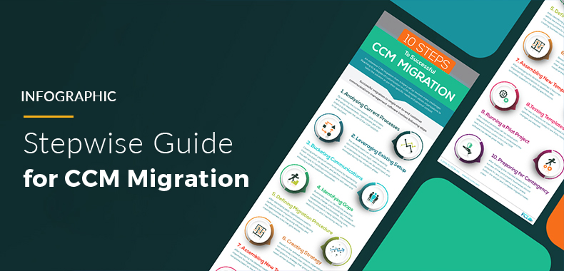 Making CCM Migration Easy for You [Infographic]