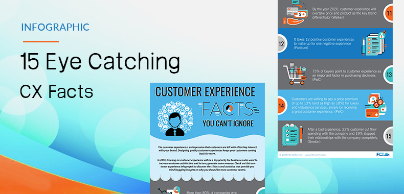 15 Customer Experience Facts You Can't Ignore [Infographic]